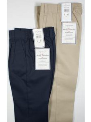 Girls Pants - Pleated