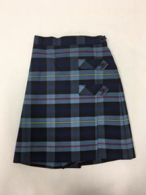 GCA Skort plaid