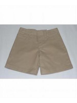 Girls Shorts - Flat Front