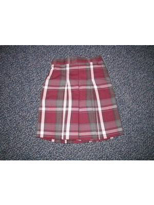 Culotte plaid