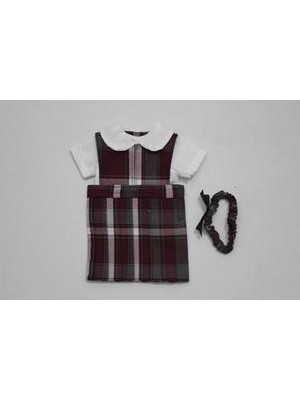 Doll Dress V Neck 54