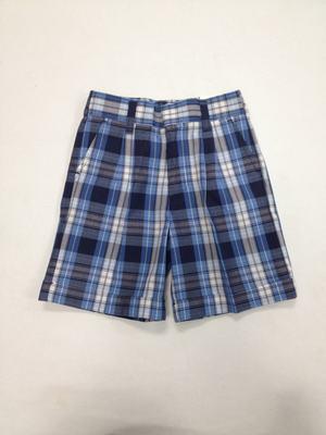 Girls Shorts - Plaid