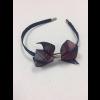 Headband w bow 54