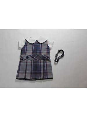 Doll Dress Hi Neck 53