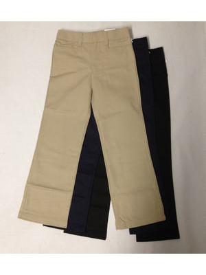 Girls Pants - Flat Front