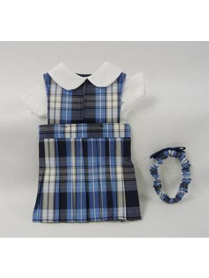Doll Dress V Neck 76