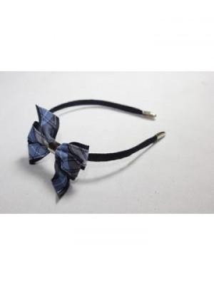 Headband w bow 76